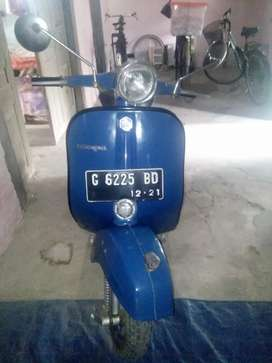 Vespa super th 1974