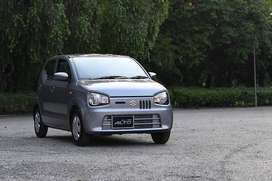 Suzuki Alto. Get any car in installment with 20% down payment only.