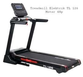 Alat fitness - Treadmill elektrik - TL 126