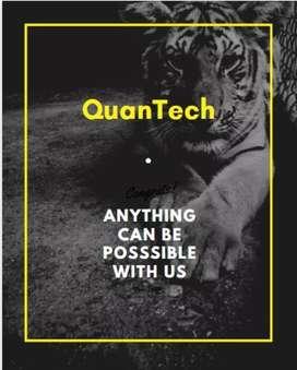 Urgent hiring sales boy/girl for Quantum Technologies Developers