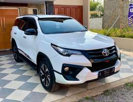 Toyota Fortuner Vrz Trd 2018