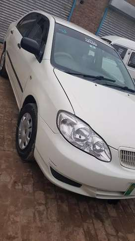 2.0d toyota crolla argent sell