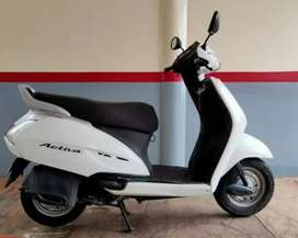 Activa rarely used