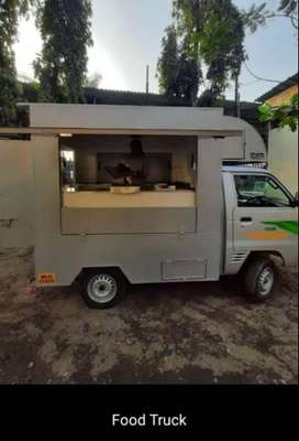 Maruti Suzuki Super Carry CNG and Petrol fully Modified