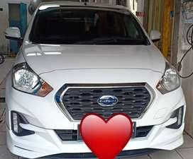 New Datsun Go 2019 Terjamin