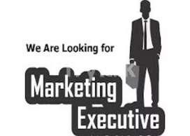 Sales executive requires