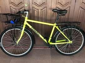 Sepeda federal torino commuter bike touring