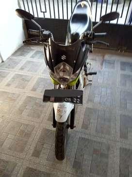 Motor Bekas Satria FU 2013