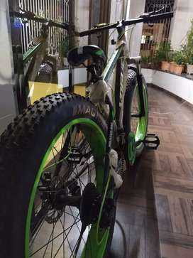 FATBIKE FAT TYRE CYCLE BICYCLE (FED BIKE)