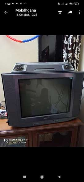 Sell of second hand TV