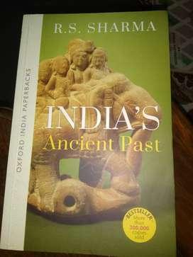 Ancient history (RS sharma)