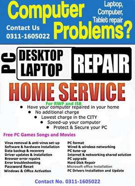 Computer/Laptop Repair Service