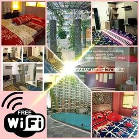 Apartemen depok harian - Margonda residence 2 terdekat