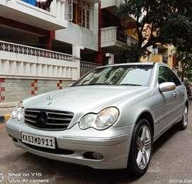 Mercedes-Benz C-Class 200 CDI Elegance, 2001, Diesel