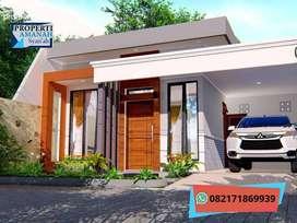 Rumah Minimalis Modern di Kota Padang, Hunian Tropis Semi Cluster