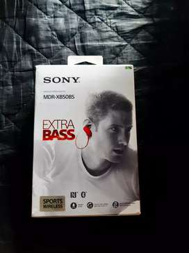 Headset Bluetooth Sony MDR XB50Bs ORIGINAL