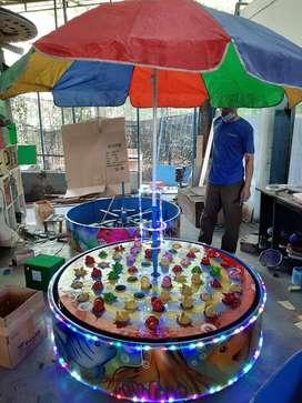 pancingan ikan magnet mandi bola indoor AF Odong