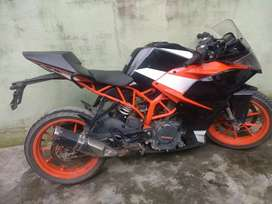 I want to sale my ktm rc 390