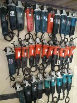 Drill machine,Grinders,Hilti other tools imported no repair not china