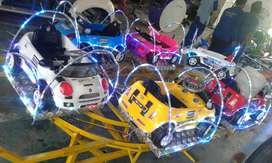 odong kereta panggung mobil mini full labirin kotak kesukaan anak TWB