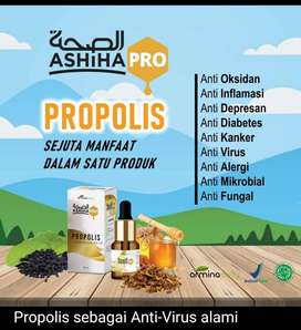 Ready suplemen Ashiha Pro Prolis