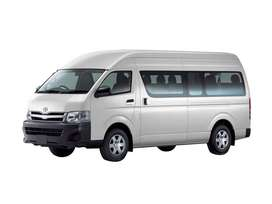 Toyota Hiace for sale on easy monthly installments