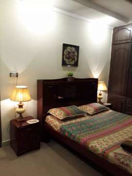 One bedroom furnish apartment  on rent in bahria 3
