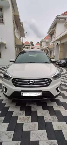 1.6 L Hyundai creta CRDI SX(O)