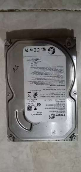"Hardisk HDD PC 3,5"" Seagate 500GB"