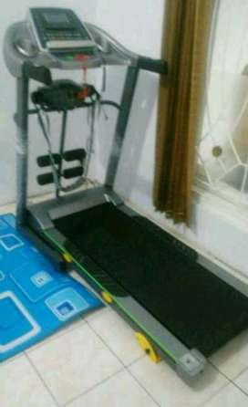 promo treadmill electric 3in1 with incline