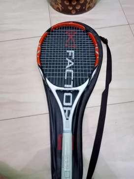 Raket tenis second rasa baru