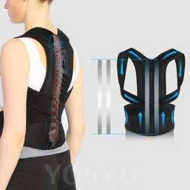 (Bisa COD)Belt Magnetic Terapi Koreksi Postur Punggung
