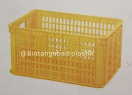 Container plastik -2007(keranjang)