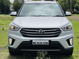 Hyundai Creta 1.6 CRDi AT S Plus, 2015, Diesel
