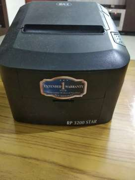 TVS thermal printer with configuration CD