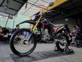 Honda CRF 150L 2019 Mustika Motoshop