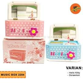 MUSIC BOX 2204- Kotak Musik Hadiah