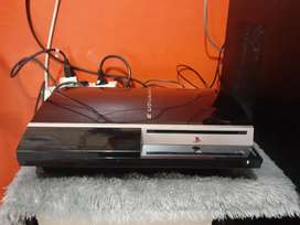 Playstation 3 Fat 80GB PS 3 ps3 siap pakai Stik ori 2 pcs