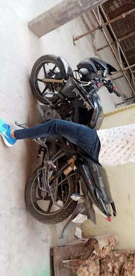 TVS Apache RTR 180 Well Maintained