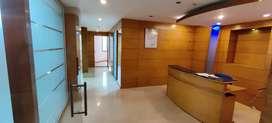 Nungambakkam 1700sqft semi furnished office space rent