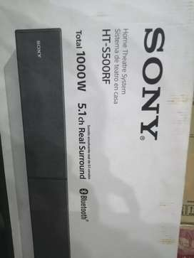 SONY HOME THEATRE SYSTEM HT-S500PF