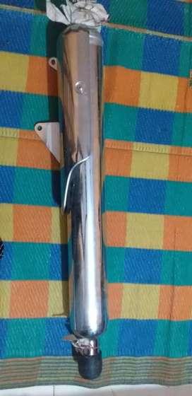 New royal Enfield bullet cylencer