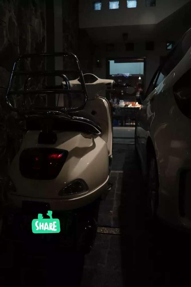 Jual Cepat Vespa LX 150 2V 2012 Mulus