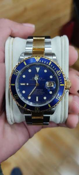 16613 Rolex blue blue just watch available only on watch clinic point