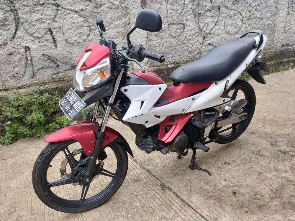 Kawasaki athlete tahun 2011 pajak hidup