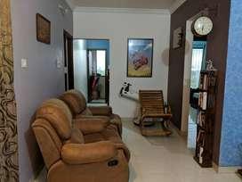 2bhk semi furnished flat for sale shewalwadi Hadapsar.