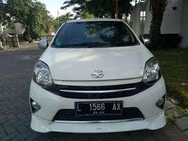 Agya TRD Sport Automatic, tangan 1, No PR.