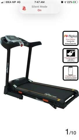 Treadmill new treadmill. Fresh condtion not use