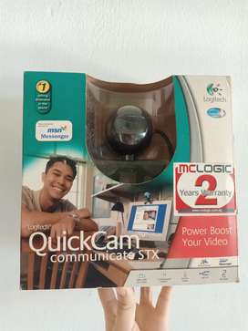 Quickcam/Webcam logitech