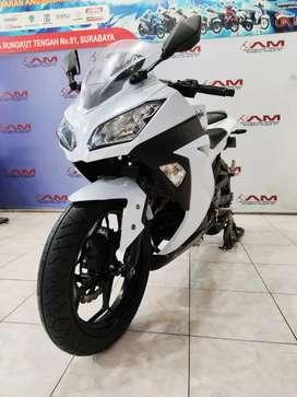 Kawasaki ninja fi 250 CC th 2014 Anugerah motor Rungkut tengah 81